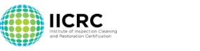 IICRC logo for flood restoration certification qualifications